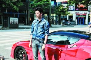 【星娱TV】奢侈时装配高价跑车 李钟硕原来是这样的霸道总裁…