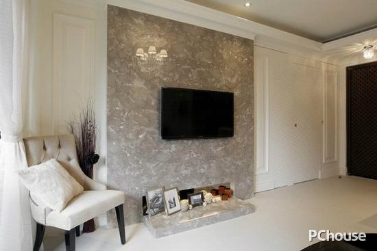 瓷砖背景墙装修效果图大全