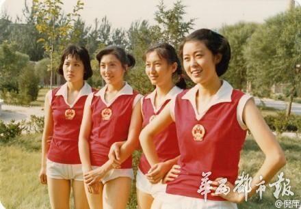 【星娱TV】倪萍晒30年前出演女排老照片 为郎平和姑娘们点赞