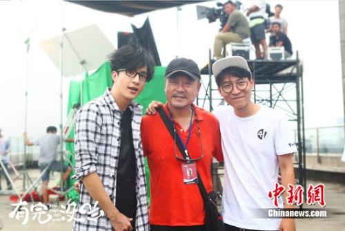 【星娱TV】薛之谦克服恐高症拍跳楼戏 称与范伟合作压力大
