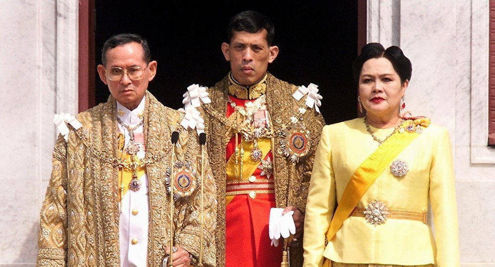 泰王位继承人暂缓登基 枢密院主席任摄政王