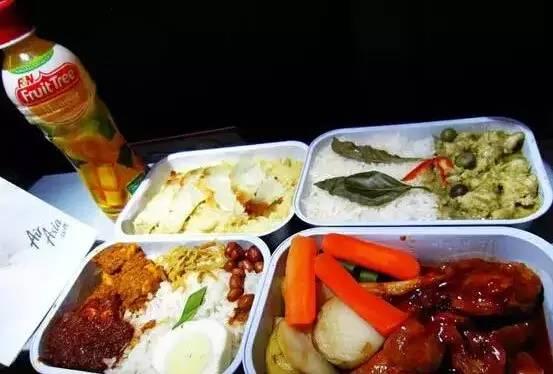 各大航空公司飞机餐对比