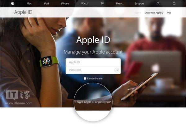 """苹果  apple id 设置方式是通过苹果官网或者手机里""""设置——app"""