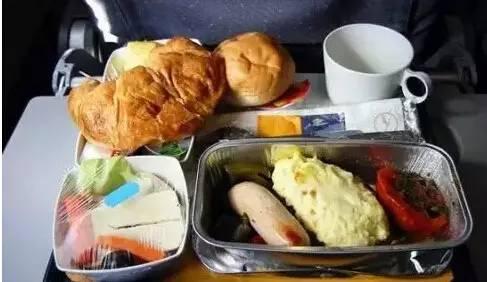 丢箱子,飞机上餐饮