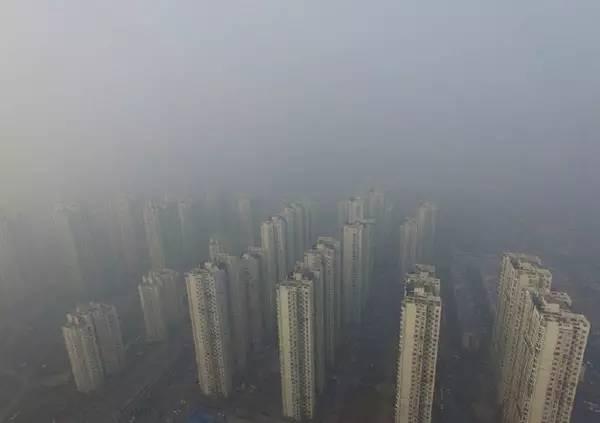 中国何时才能治好雾霾?院士这么回答…(组图)