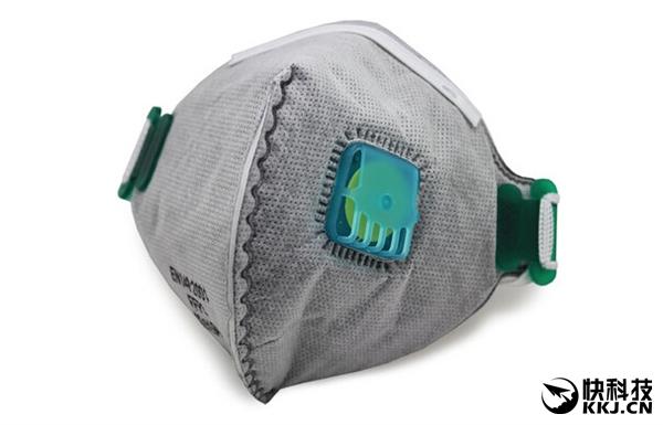 中国成功研发出石墨烯口罩:可阻挡96.4% PM2.5