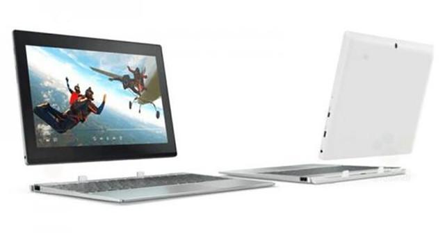 联想Miix320二合一Windows平板电脑曝光
