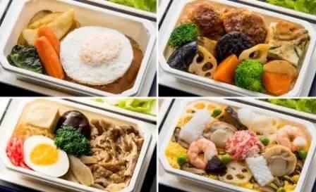 各国航空飞机餐大比拼:这些居然都能在经济舱免费吃