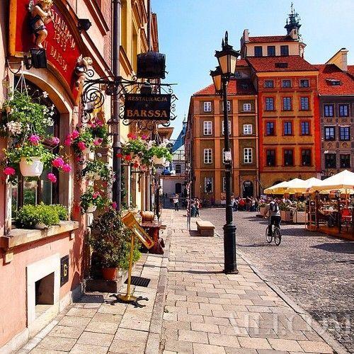 花同样的钱能在华沙玩1个月?之前你可能去了