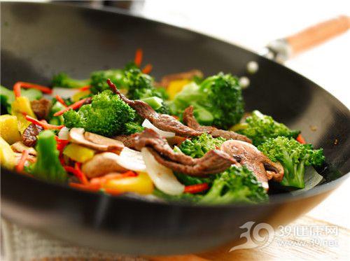 烹饪炒菜炖菜肉类蘑菇西兰花_12925214_xxl