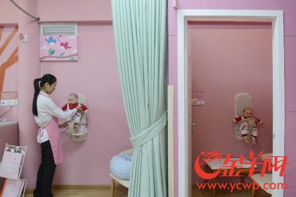 公共母婴室智能化了羊城妈妈哺乳更舒心