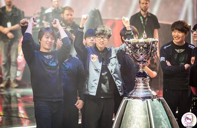 SKT奇葩数据:逢决赛必冠但唯独一次输给了EDG!