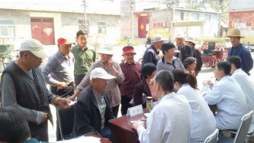 枣庄市市中区让第一书记住村更助村