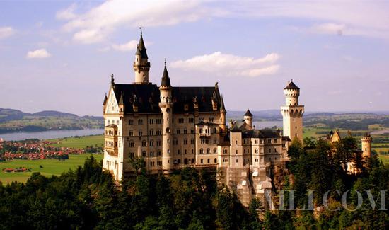 天气越来越暖这些城堡约你来凹造型