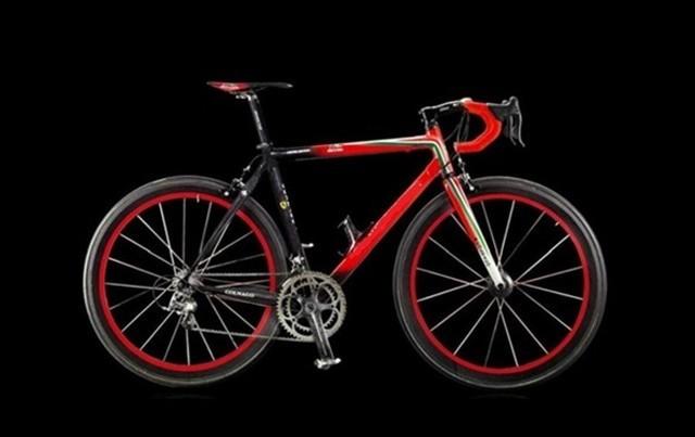 售价20万还限量兰博基尼自行车也只能是看看了