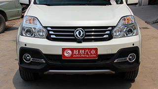 东风热销SUV超值改版 售14.98万起