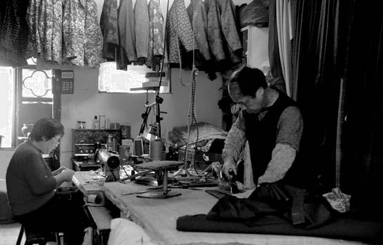 60年代裁缝实用图纸