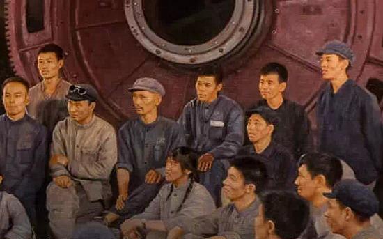 """那年春晚,小品演员黄宏喊了一句""""咱工人要替国家想,我不下岗谁下岗""""."""