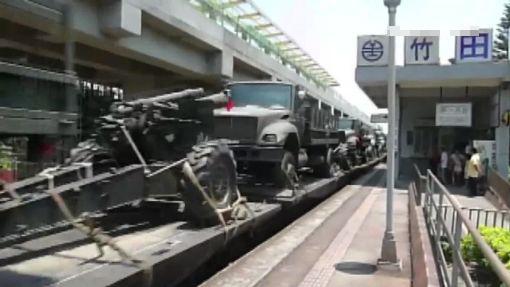 台军烧179亿购4788辆中型战术轮车。(台媒图)