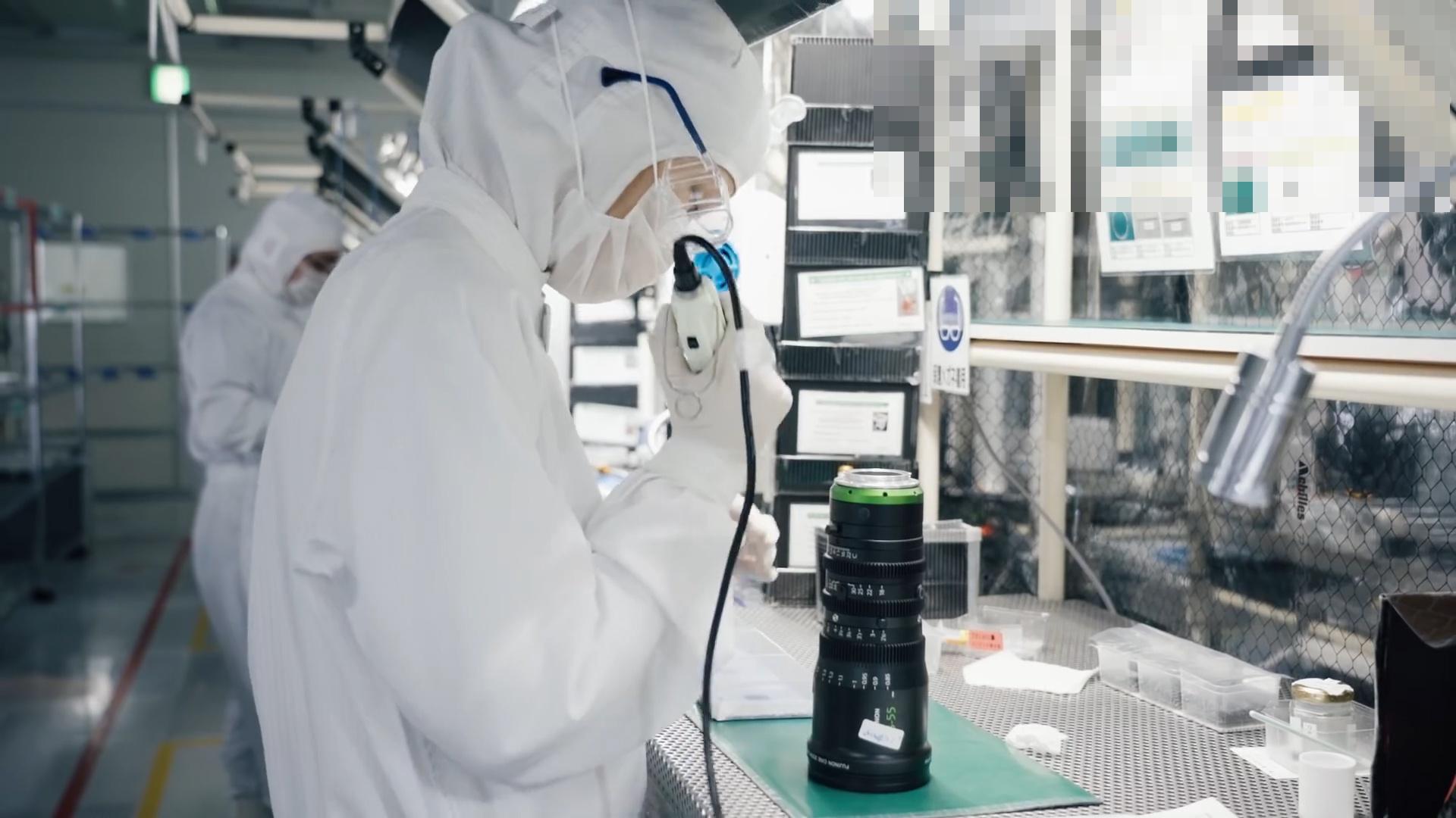 富士日本工厂探秘:看XT2相机MK镜头如何生产