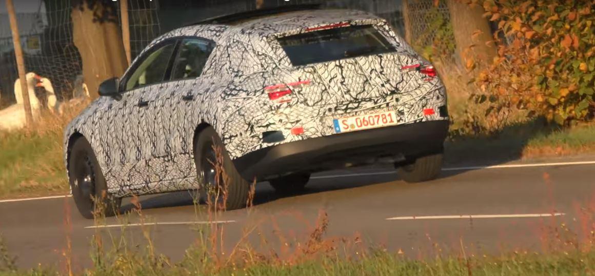 新款奔驰CLA猎装版谍照曝光 或于明年正式发布