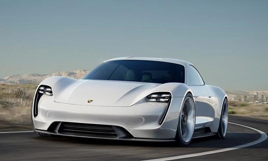 保时捷:将在未来十年加快电动化进程