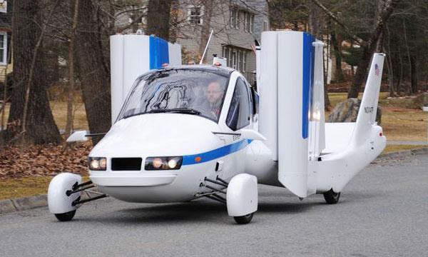 吉利旗下飞行汽车开始接受订单 展现吉利新发展方向