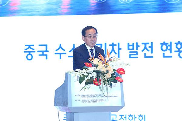 张进华:燃料电池商业化技术基本成熟