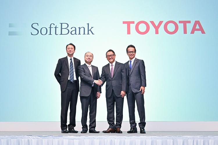 丰田:如何在私家车主减少80%的未来 存活于市场