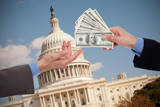 美国债务总额大于GDP总额 政府为什么还不破产