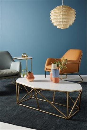 客厅总是不够温馨惬意?快来pick一把舒适的椅子吧