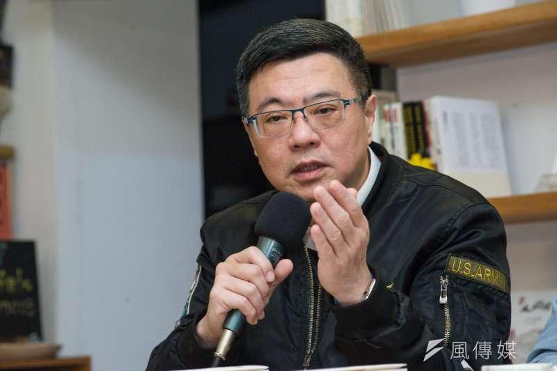 卓荣泰当选民进党主席(图)