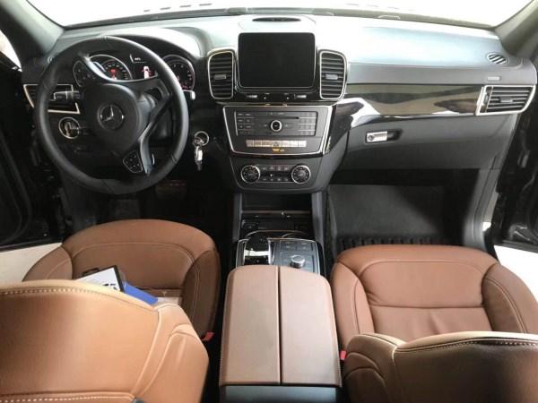 七星彩论坛南海网彩票社区18款奔驰GLS450越野 现车价格平行进口