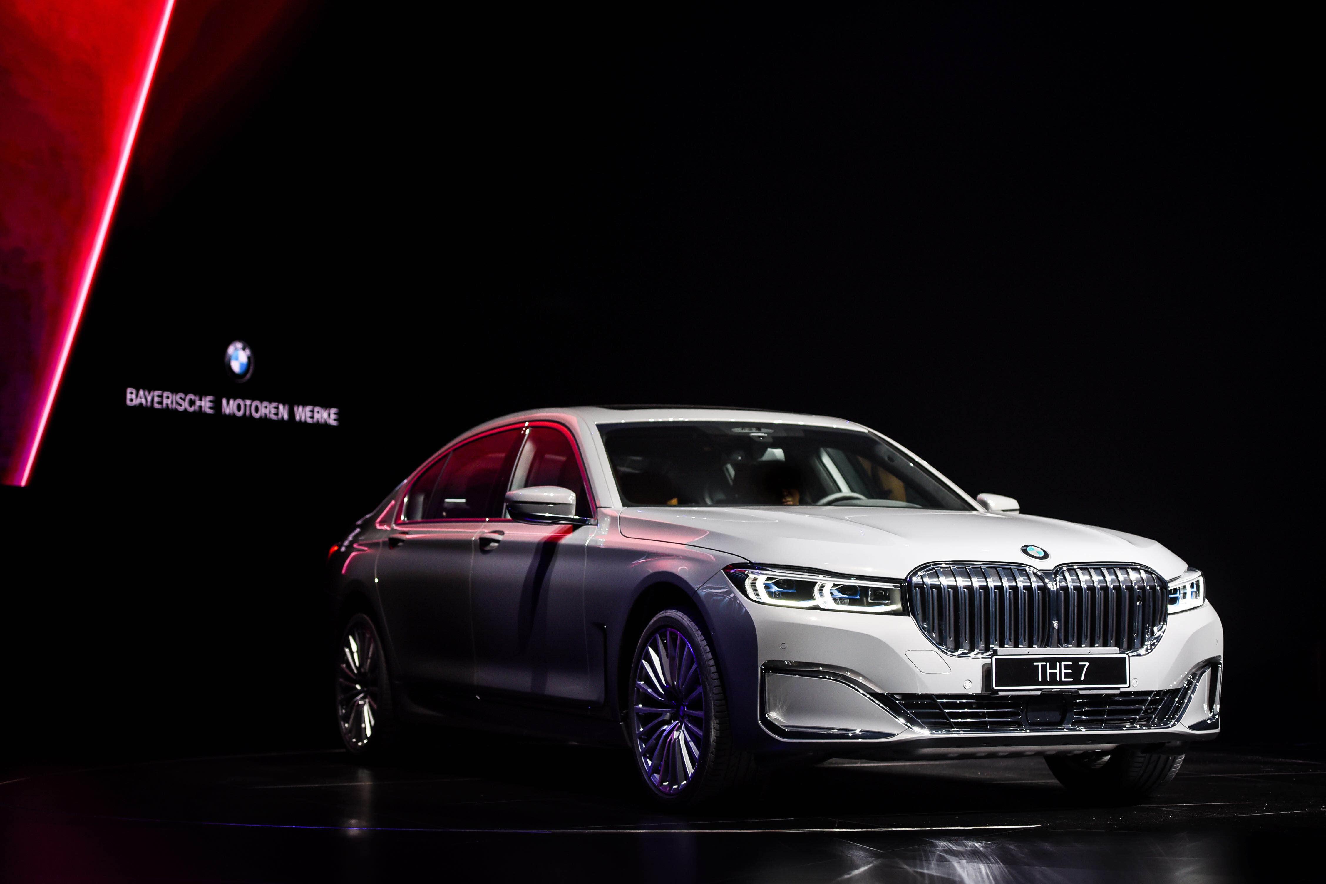 宝马豪华轿车_BMW大型豪华车阵容亮相 新款7系全球首发_凤凰网汽车_凤凰网