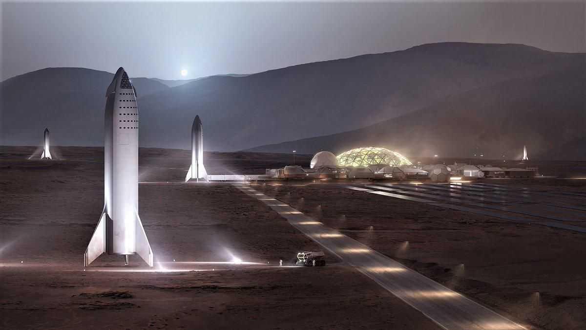 火星游票价高不高?马斯克称未来或低于10万美元