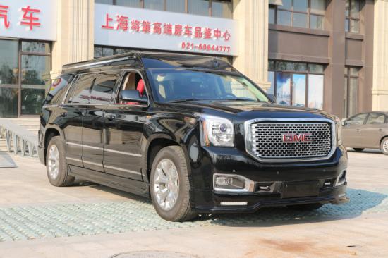 进口GMC白宫一号 19款商务SUV优惠冲冠