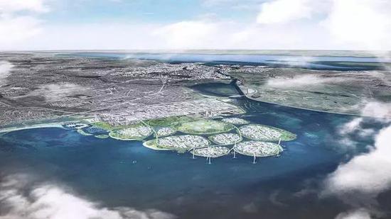 """建岛招商 哥本哈根能否成为""""欧洲硅谷""""?(图)"""