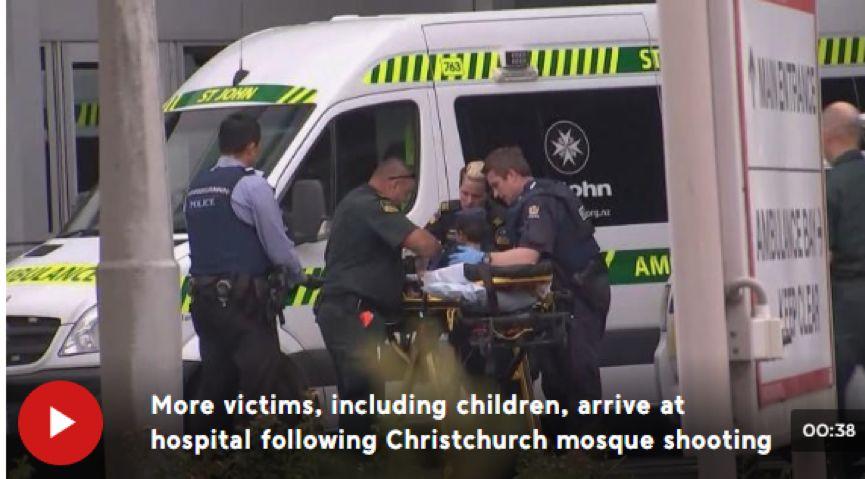 新西兰发生爆炸