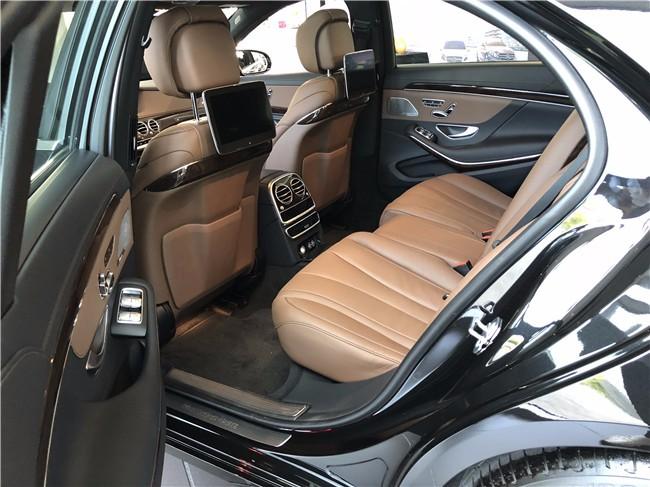 19款奔驰S450L价格表 彰显不凡品味