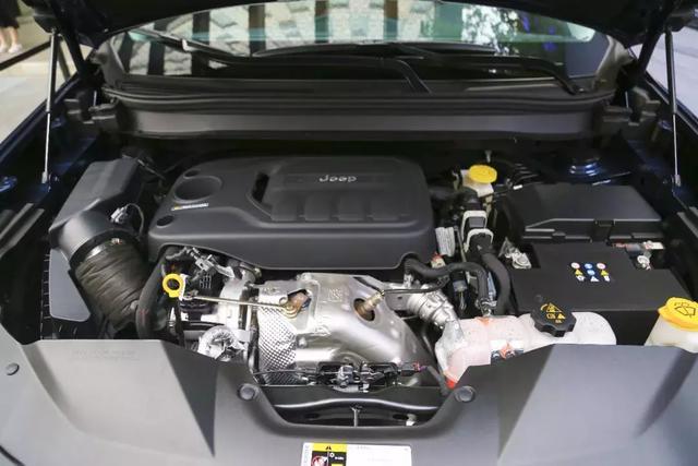 19.68万宗,Jeep己在光新款上市,换装2.0T+9AT!