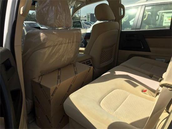 丰田酷路泽4000 油耗配置多款式SUV详解