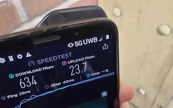 特朗普:5G竞赛美国必须赢