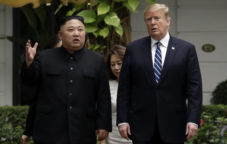 金正恩:对第三次朝美峰会持开放态度,但有个前提