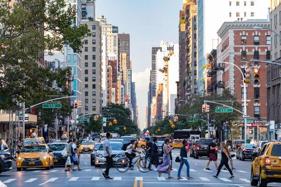 房价高、物价高、税收高 美国人正在搬离纽约?