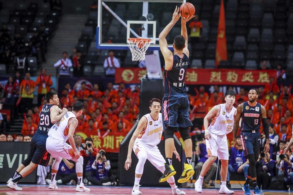 廣東4-0橫掃深圳晉級總決賽!易建聯狂砍37+17