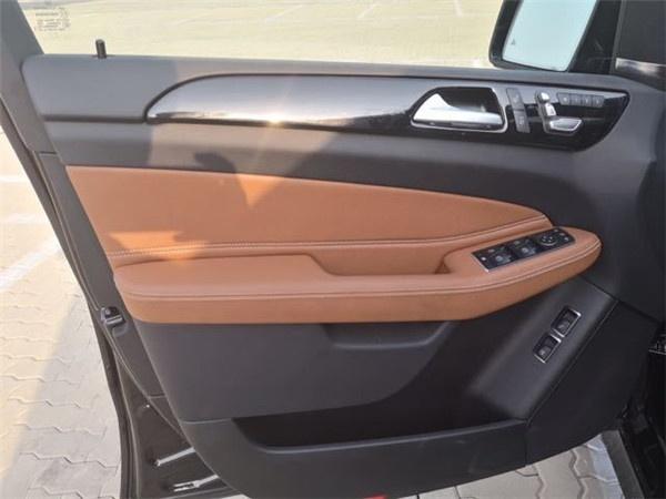 2018款进口车奔驰GLE550e 油电混合越野