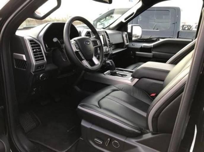 19款福特F150配置详情及价格改装套件