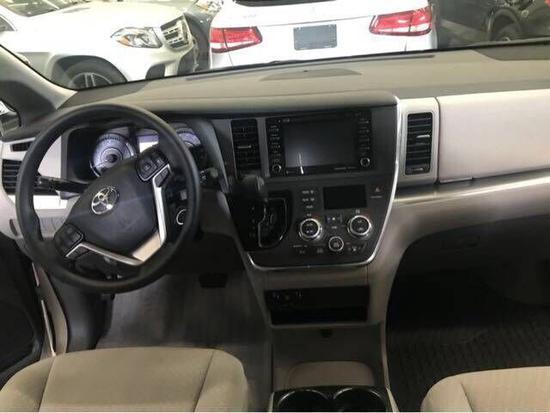 2018款丰田塞纳 最佳舒适商务舱首选塞纳-图9