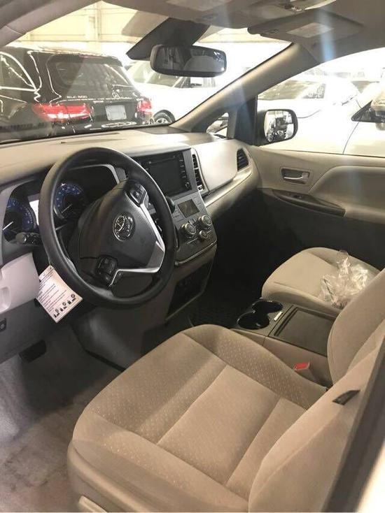 2018款丰田塞纳 最佳舒适商务舱首选塞纳-图10