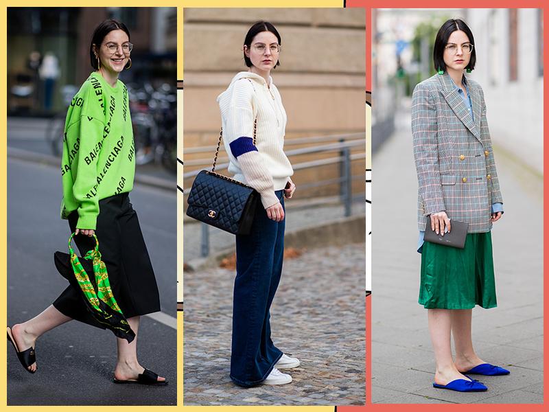 随性舒适的西装穿搭术 瞬间把自己练成时髦精